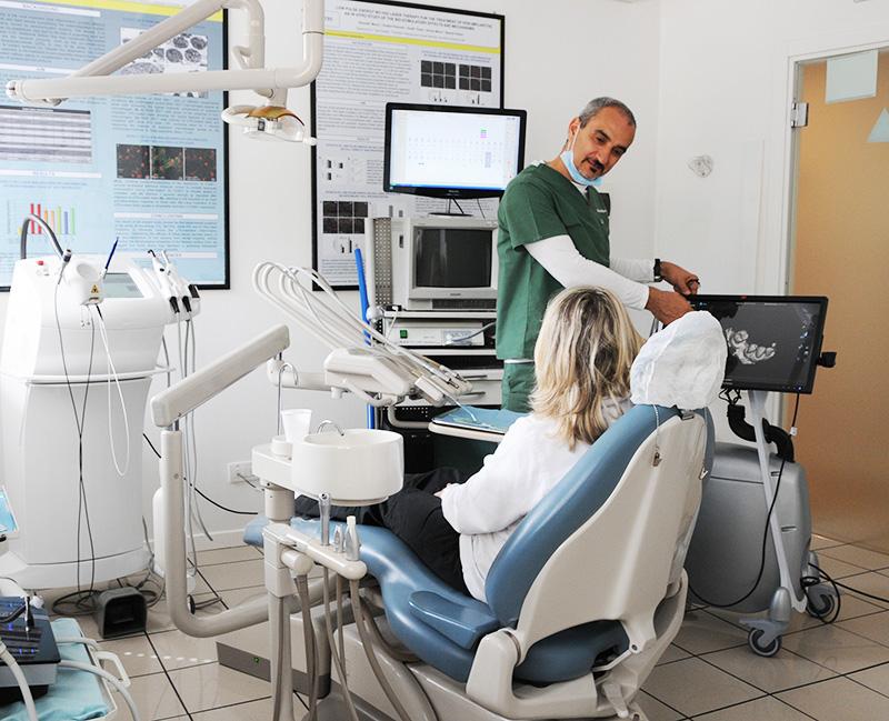 Videodiagnosi dentale